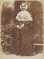 Anne Rigby (née Palgrave), by David Octavius Hill, and  Robert Adamson - NPG P6(133)