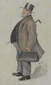 Sir John Rigby, by Harold Wright ('Stuff') - NPG 2995