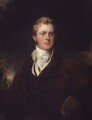 Frederick John Robinson, 1st Earl of Ripon, by Sir Thomas Lawrence - NPG 4875