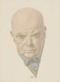 William Roberts, by William Roberts - NPG 5063