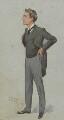 Sir Johnston Forbes-Robertson, by Sir Leslie Ward - NPG 3008