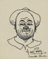 George Robey, by Sir George Robey (George Edward Wade) - NPG 5082