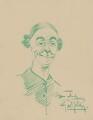 George Robey, by Sir George Robey (George Edward Wade) - NPG 4323