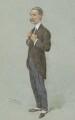 William Snowdon Robson, 1st Baron Robson, by Sir Leslie Ward - NPG 2996