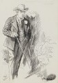 Archibald Philip Primrose, 5th Earl of Rosebery, by Harry Furniss - NPG 3406