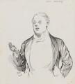 Archibald Philip Primrose, 5th Earl of Rosebery, by Harry Furniss - NPG 3600