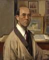 Sir William Rothenstein, by William Rothenstein - NPG 5000