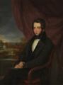 Lionel Nathan de Rothschild, by Moritz Daniel Oppenheim - NPG 3838