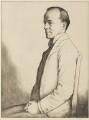 Walter Runciman, 1st Viscount Runciman of Doxford, by William Strang - NPG 5157