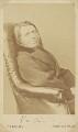 John Ruskin, by Lewis Carroll (Charles Lutwidge Dodgson) - NPG P50