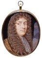 William Russell, Lord Russell, attributed to Thomas Flatman - NPG 6278