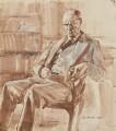 Gilbert Ryle, by Hubert Andrew Freeth - NPG 5092