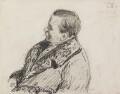 George Augustus Sala, by Sydney Prior Hall - NPG 2261
