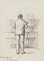George Augustus Sala, by Pollie Vernay - NPG 1689a