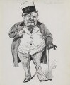 George Augustus Sala, by Harry Furniss - NPG 3507