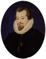 Robert Cecil, 1st Earl of Salisbury, after John De Critz the Elder - NPG 1115