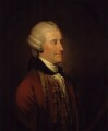 John Montagu, 4th Earl of Sandwich, after Johan Joseph Zoffany - NPG 182