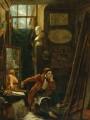 James Sant, by James Sant - NPG 4093