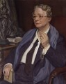 Dorothy Leigh Sayers, by Sir William Oliphant Hutchison - NPG 5146