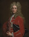 Richard Lumley, 2nd Earl of Scarbrough, by Sir Godfrey Kneller, Bt - NPG 3222