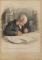 Sir George Scharf, by A.S. Langdon - NPG 4583