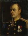 Robert Falcon Scott, by Charles Percival Small - NPG 1726