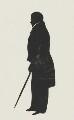 Sir Walter Scott, 1st Bt, by Augustin Edouart - NPG 1638