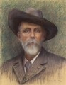 Frederick Courteney Selous, by Olivia Mary Bryden - NPG 2795