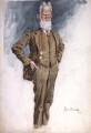 George Bernard Shaw, by Sir (John) Bernard Partridge - NPG 4228