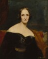 Mary Wollstonecraft Shelley, by Richard Rothwell - NPG 1235