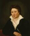 Percy Bysshe Shelley, by Amelia Curran - NPG 1234