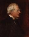 Robert Lowe, 1st Viscount Sherbrooke, by George Frederic Watts - NPG 1013