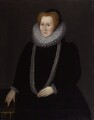 Elizabeth Talbot, Countess of Shrewsbury, by Unknown artist - NPG 203