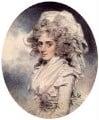Sarah Siddons (née Kemble), by John Downman - NPG 2651