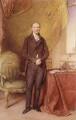 Henry Addington, 1st Viscount Sidmouth, by George Richmond - NPG 5