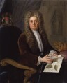 Sir Hans Sloane, Bt, by Stephen Slaughter - NPG 569
