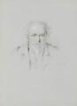 John Thomas Smith, by William Brockedon - NPG 2515(34)