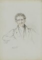 Sir John Soane, by William Brockedon - NPG 2515(76)