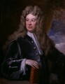 John Somers, Baron Somers, by Sir Godfrey Kneller, Bt - NPG 3223