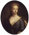 Sophia Dorothea, Queen of Prussia, after Johann Leonhard Hirschmann - NPG 489