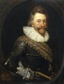 Henry Wriothesley, 3rd Earl of Southampton, after Daniel Mytens - NPG 52