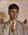 Sir Stanley Spencer, by Henry Lamb - NPG 4527