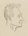 Stephen Spender, by Sir David Low - NPG 4529(337)