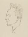 Stephen Spender, by Sir David Low - NPG 4529(338)
