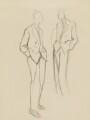 Stephen Spender, by Sir David Low - NPG 4529(339)
