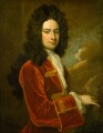 James Stanhope, 1st Earl Stanhope, by Sir Godfrey Kneller, Bt - NPG 3225