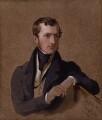 Philip Stanhope, 5th Earl Stanhope, by Sir George Hayter - NPG 4336