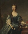 Anne (née Waller), Lady Stapylton, by Andrea Soldi - NPG 2505