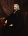 Henry Stebbing, by Joseph Highmore - NPG 572
