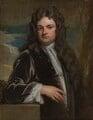 Sir Richard Steele, by Sir Godfrey Kneller, Bt - NPG 3227